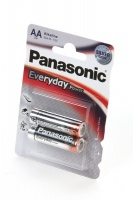 Panasonic Everyday Power LR6EPS/2BP LR6 BL2