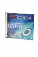 Verbatim 43347 CD-R DL Slim 700MB