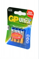 GP Ultra Plus GP24AUP-2CR4 LR03 BL4